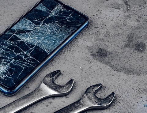 property damage during work comp injury